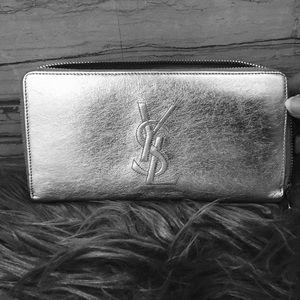 Authentic Women's YSL. Wallet
